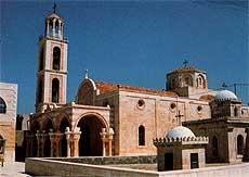 Монастырь святого Теодосия